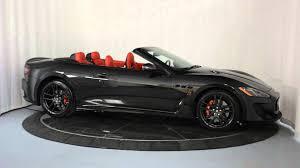 2016 maserati granturismo convertible 2015 maserati granturismo convertible mc nero carbonio metallic