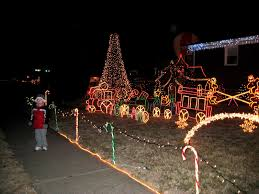 Christmas Lights For House by The Best Christmas Lights In Louisville Review Of Toyland