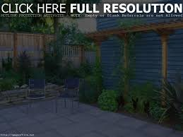 backyard cheap landscaping ideas small yard garden low cost per
