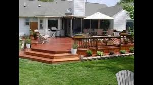 5 backyard decks you will drool over youtube