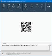 Create Qr Code For Business Card Free Qr Code Desktop Decoder Reader U0026 Generator