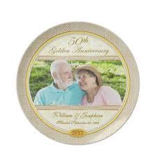 50th anniversary plates 15 best 50th wedding anniversary plates images on