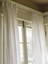 Make Curtains From Sheets Diy Curtains Home Made Modern