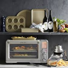 Breville Toaster Oven Bov800xl Best Price Breville Smart Oven Air Williams Sonoma