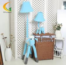 creative cartoon alpaca floor lamp for livingroom lamp cozy floor