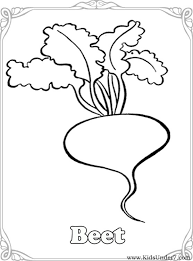 vegetable coloring pages kids under 7 vegetables coloring pages