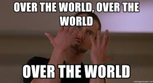 Spirit Fingers Meme - over the world over the world over the world spirit fingers