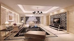 Elegant Living Room Wallpaper Interior Design Wallpaper Youtube
