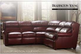 Sofas Made In The Usa by Bradington Young Luxury Motion Furniture Made In The Usa