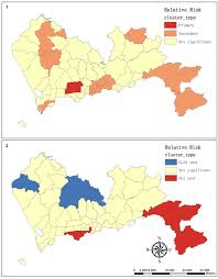 Shenzhen China Map Ijerph Free Full Text Analysis Of The Spatial Variation Of