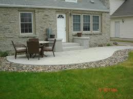Concrete Slabs For Backyard by Patio Concrete Slab Cost Concrete Slab Installed Cost Concrete