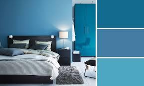 couleur reposante pour une chambre couleur peinture chambre adulte exemple de
