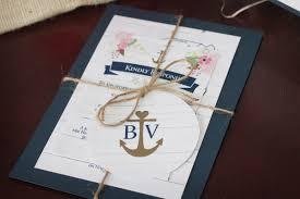 rustic nautical wedding invitation suite impressions u2013 custom