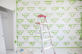 Wall Paint Meaning 6 Tricks For Perfectly Painted Wall Patterns Build Design Live