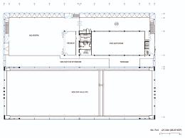 gallery of frac dunkerque lacaton vassal 39 frac dunkerque fifth floor plan