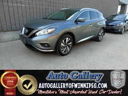 lexus winnipeg used used 2017 nissan murano platinum for sale in winnipeg manitoba
