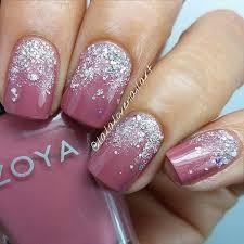 easy nail art glitter nail art glitter gradient how to art design
