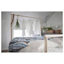 gjöra bed frame birch lönset bed frames solid wood and birch