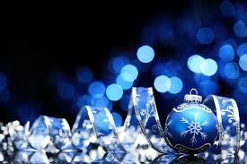 blue christmas christmas 5k retina ultra hd wallpaper and background