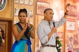 Obama Hawaii by Obama Visits Marine Corps Base On Christmas Day