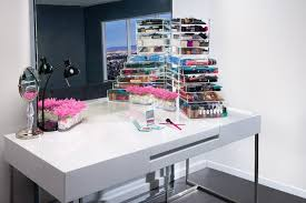 clear plastic makeup organizer with drawers online get cheap