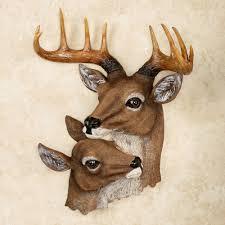 deer head deer head wall art
