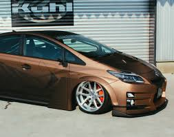 cars toyota toyota gt 30 prius tuned by kuhl freshness mag