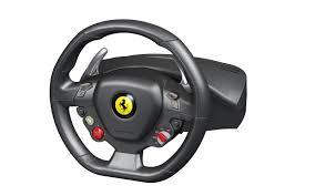 458 italia wheel for xbox 360 thrustmaster 458 italia gaming racing wheel pedal for pc