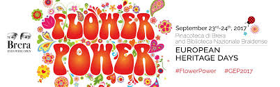 flower power european heritage days 2017 pinacoteca di brera