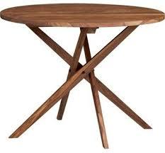 Modern Bistro Table Round Bistro Table Iron Wood