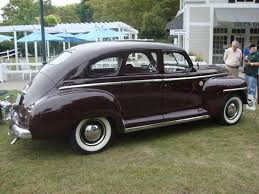 car of the week 1948 plymouth special deluxe cars weekly