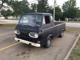 jeep forward control interior lot shots find of the week ford econoline pickup truck
