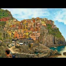 Manarola Italy Map by Elevation Of Manarola Province Of La Spezia Italy Maplogs