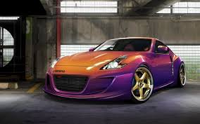 cars nissan tuning nissan fairlady z34 370z wallpapers