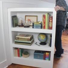 Secret Compartment Bookcase How To Make A Secret Door Bookcase I Like To Make Stuff