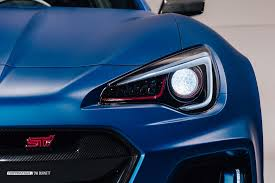 brz subaru wallpaper the subaru brz sti performance concept is a little monster