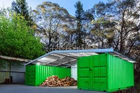 there are many uses for shipping container for domestic use
