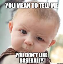 Baseball Memes - 11 humorous baseball memes to carry you through off season