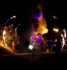 ghost train halloween festival tweetsie railroad