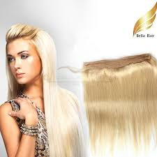 flip in hair cheap remy hair 613 blonde flip in hair extensions straight
