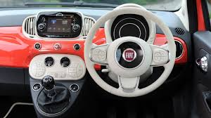 renault twingo 2015 interior fiat 500 lounge 1 2 2015 review by car magazine