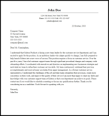 luxury cover letter for team leader position examples 13 for
