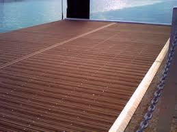 dock decking pontoon floor covering all boating and marine