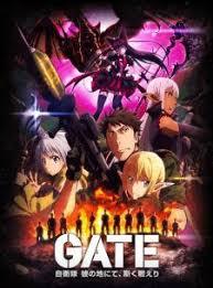 Seeking Vostfr Saison 2 Gate Jieitai Kanochi Nite Kaku Tatakaeri Saison 2 Anime