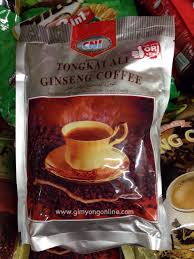 Kopi Tongkat Ali Ginseng Coffee tongkat ali ginseng coffee coffee drinker