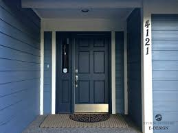 front doors best color to paint front door with red brick house