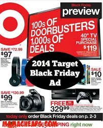 2014 target black friday ad and deals cheaps