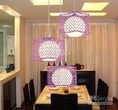 Purple Pendant Light Shade Purple Pendant Light Fixtures Radiance Black Amp Purple Pendant