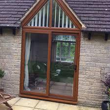 Oak Patio Doors Sliding Patio Doors Global Trade Frames Ltd