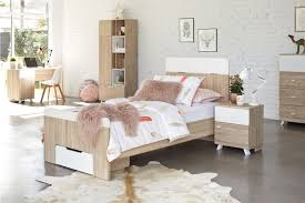 single bedroom maali single bed frame by stoke furniture harvey norman new zealand
